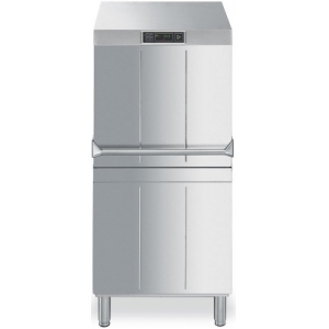 Машина посудомоечная купольная, 500х500мм, 60кор/ч, доз.опол.+моющ., 6 циклов, насос ополаскивания