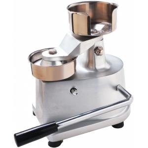 Пресс для котлет для бургеров механический настольный, D100мм, нерж.сталь