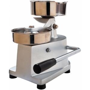 Пресс для формовки гамбургеров и котлет механический настольный, D130мм, нерж.сталь