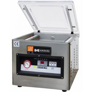Машина для вакуумной упаковки, настольная, 1 камера 440х420х70мм, электронное управление, 1 шов 390мм, насос 20м3/ч