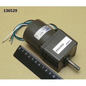Мотор-редуктор 220В 4Вт 1:120