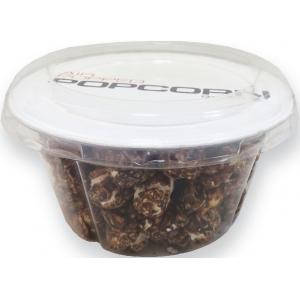 Попкорн готовый в пластиковом стакане «Взрывная карамель в темном шоколаде», 90г