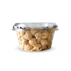Попкорн готовый в пластиковом стакане «Карамель с печеньем в белом шоколаде», 90г