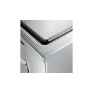 Планка торцевая правая 12.5мм для модуля Thermaline 85, нерж.сталь