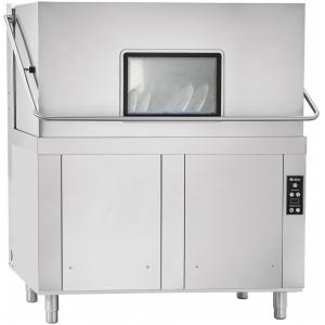 Машина посудомоечная купольная, 500х500мм, 1400тар/ч, доз.опол.+моющ., моющий насос, опол.насос, обзорное стекло