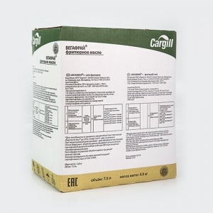 Масло фритюрное Вегафрай, 7,5л