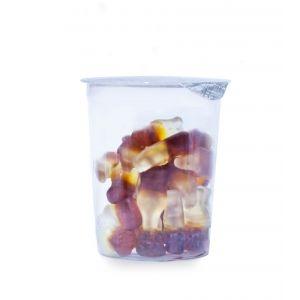 Мармелад жевательный «Haribo» «Весёлая Кола», стакан, 110г
