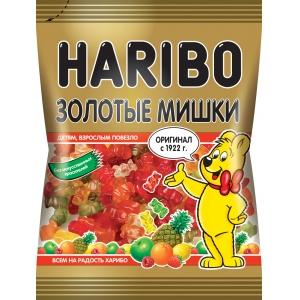 Мармелад жевательный «Золотые мишки», пакет, 140г