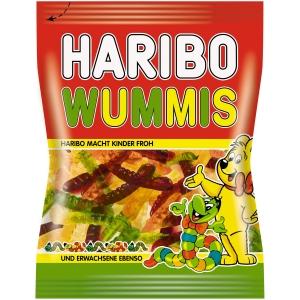 Мармелад жевательный «Червячки Вуммис», пакет, 140г