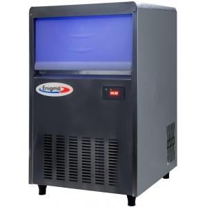 Льдогенератор для кускового льда,  30кг/сутки, бункер 12.0кг, возд.охлаждение, форма «кубик»
