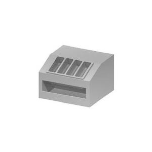 Диспенсер для хлеба, встраиваемый, лоток для столовых приборов, ПВХ