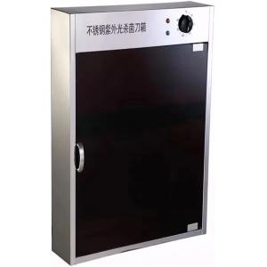 Стерилизатор ножей ультрафиолетовый, вместимость 10шт., настенный, 1 дверь стекло