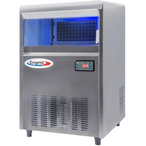Льдогенератор для кускового льда,  60кг/сутки, бункер 17.0кг, возд.охлаждение, форма «кубик»