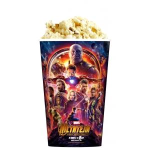 V 46 Стакан для попкорна «Мстители: Война бесконечности»