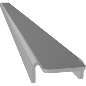Направляющая-разделитель для GN, L0.325м, нерж.сталь
