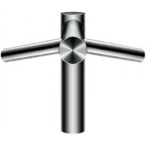Сушилка для рук Dyson автоматическая, кран, HEPA H13, 14с, нерж.сталь, высокая