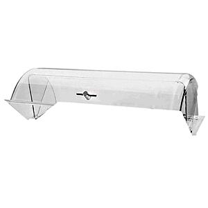 Крышка для подноса L 53см w 32,5 h 17см, пластик прозрачный. Подходит для подноса 139067
