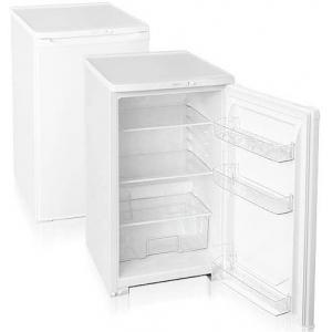 Шкаф холодильный бытовой,  115л, 1 дверь глухая, 3 полки стекло, ножки, 0/+8С, стат.охл., белый, R600а