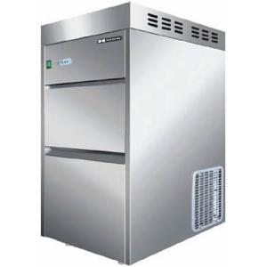 Льдогенератор для гранулированного льда,   50кг/сут, бункер 10.0кг, возд.охлаждение, корпус нерж.сталь