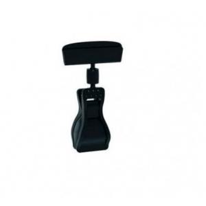 Ценникодержатель (прищепка), пластик черный