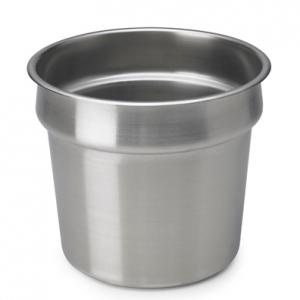 Емкость для чафера D 20,8 см h 24 см 6,9л, нерж.сталь