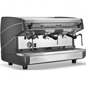 Кофемашина-автомат, 2 группы (выс.), бойлер 11л, черная, 220V