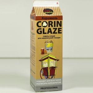 Вкусовая добавка «Corin Glaze», карамель, 0.8кг.