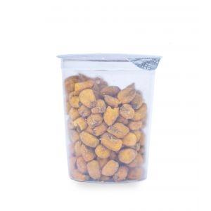Обжаренные хрустящие зерна кукурузы Маиски «Барбекю», 65г. в стаканчике