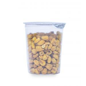 Обжаренные хрустящие зерна кукурузы Маиски «Соленые», 65г. в стаканчике