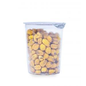Обжаренные хрустящие зерна кукурузы Маиски «Сырные», 65г. в стаканчике