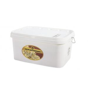 Масло для попкорна белое (смесь) в пластиковых ведрах , 7.56кг.