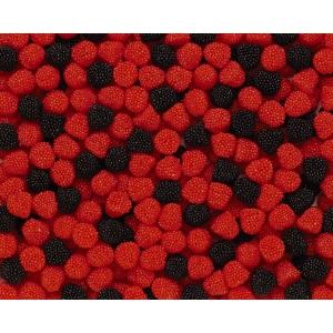 Мармелад жевательный развесной «Ягоды», коробка 3кг: 1 пакет х3кг