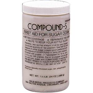 Антипригарная добавка «Compound-S», сладкая, 0.68кг.