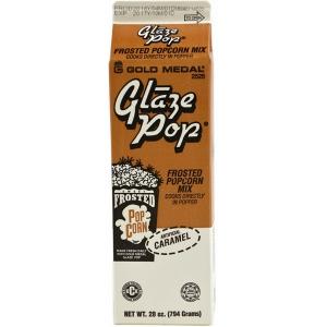 Вкусовая добавка «Glaze Pop», карамель, 0.794кг.