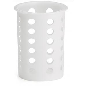 Стакан для столовых приборов D 11см h 14см, пластик