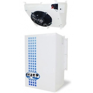 Сплит-система морозильная, д/камер до  11.00м3, -15/-25С, крепление вертикальное, ВПУ, зимний комплект