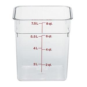 Контейнер 7,6л L 21,5см h 23см с градуир., поликарбонат