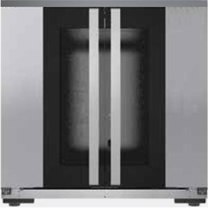 Шкаф расстоечный для печей BakerLux Shop.Pro и Speed.Pro,  8х(460х330мм), 2 двери распашные стекло, корпус нерж.сталь, 220V, упр. от печи