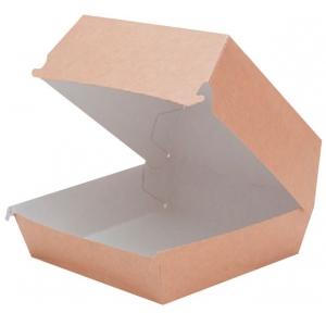 Коробка для гамбургера 120x140x70мм Крафт