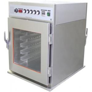 Шкаф тепловой с пароувлажнением сквозной, 5 уровней, таймеры
