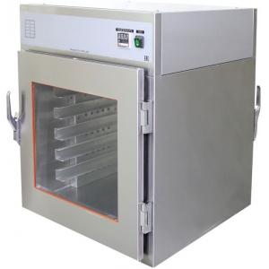 Шкаф тепловой с пароувлажнением сквозной, 5 уровней