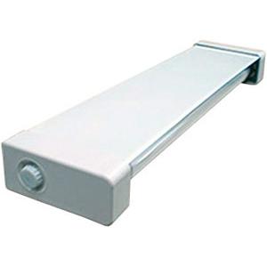 Облучатель бактерицидный, для помещений 40м3, на 1 лампу, настеннный, без ламп, без стартеров