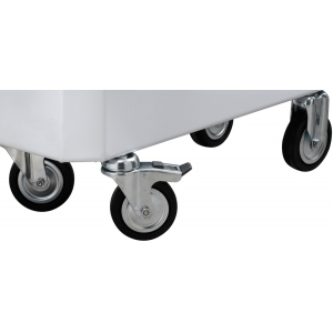 Набор колёс для тестомесов спиральных серии 50