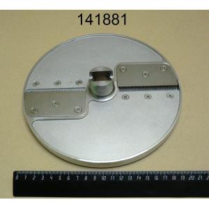 Нож для нарезки соломкой 2х2 16.00 МПР-350М, МПО-1, УКМ 16.00