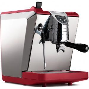 Кофемашина-автомат, 1 группа, бойлер 2л, красная отделка. заливная, проф. прессостат, WIFI, 220V