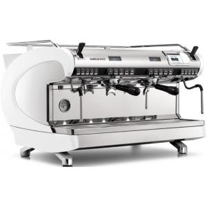 Кофемашина-автомат, 2 группы (выс.), мультибойлерная, Т3, белый жемчуг, 380V