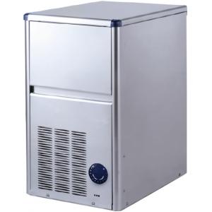 Льдогенератор для кускового льда,  15кг/сут, бункер 4.0кг, вод.охлаждение, корпус нерж.сталь, форма «пальчик» 29х35х36мм
