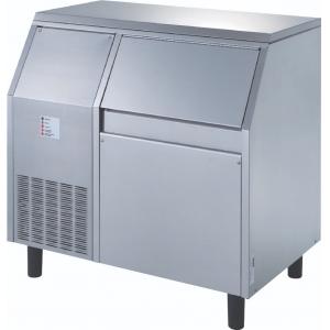 Льдогенератор для чешуйчатого льда,  120кг/сут, бункер 55кг, вод.охлаждение, корпус нерж.сталь