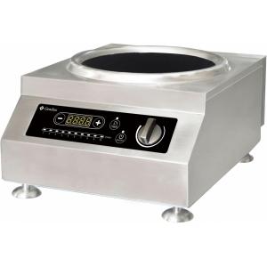Плита индукционная WOK, 1 конфорка 1х5.0кВт, настольная