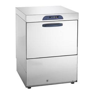 Машина посудомоечная фронтальная, 500х500мм, 30кор/ч, доз.опол., электромех.упр., 380В